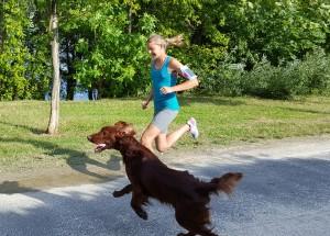 Első futóverseny