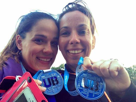 Ultrabalaton befutó Decathlon munkatársainkkal