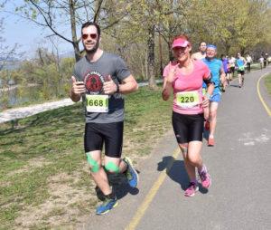 Just have fun futóközösség a Panoráma versenyen