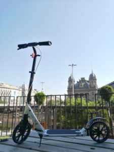 városi roller Town 7 XL