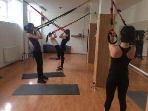 TRX edzés, nem mindegy, milyen edzővel