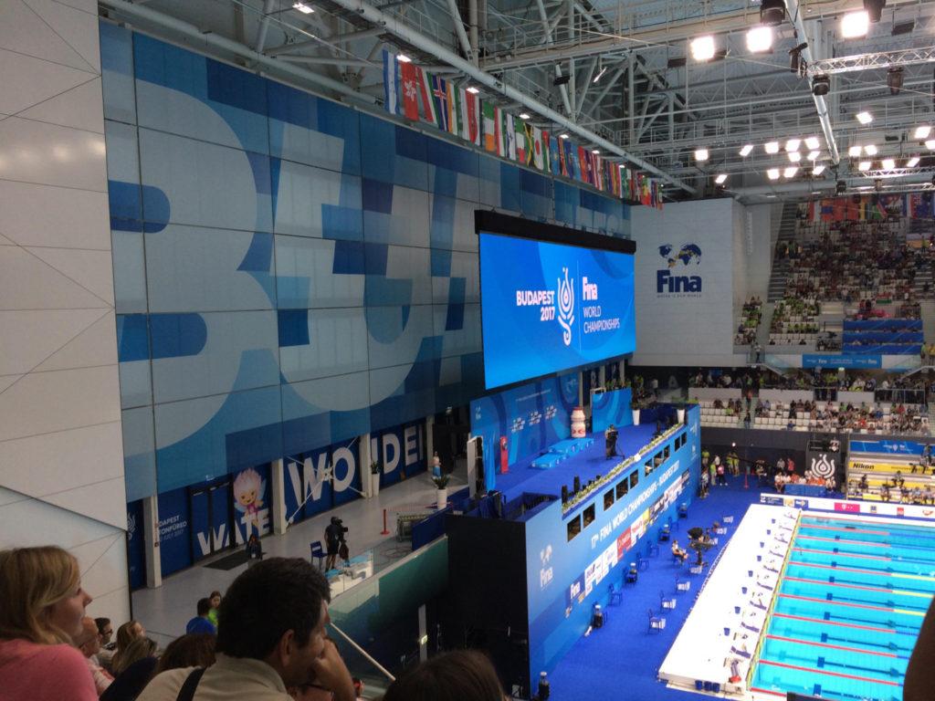 Világbajnokság FINA, 2017