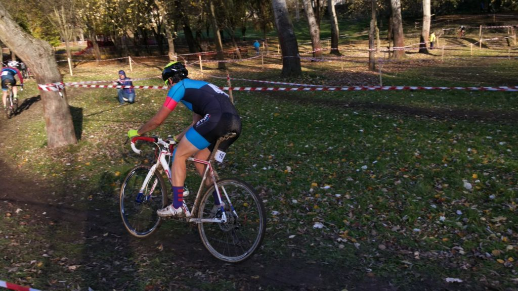 Kolorcross, cyclocross verseny