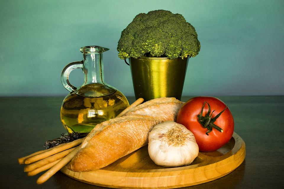 Remek vitaminforrás a jó minőségű, hidegen sajtolt olívaolaj is