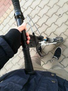 Town9 EF roller