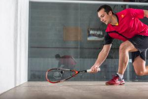 Beltéri sportötletek -Fallabda