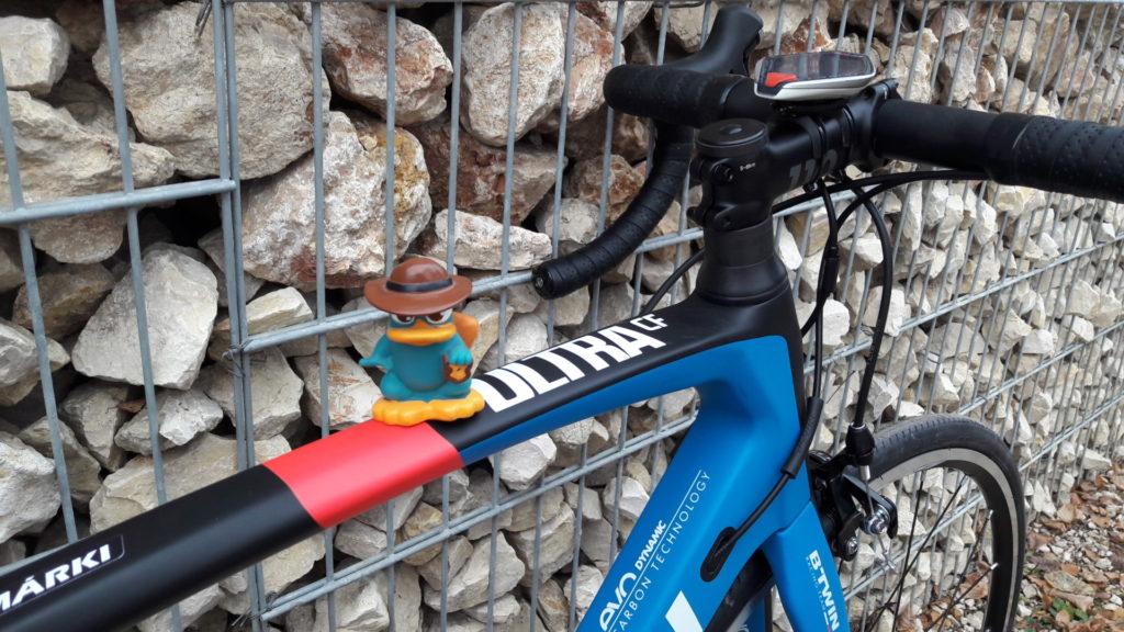Btwin országúti kerékpár - Ultra 900 CF