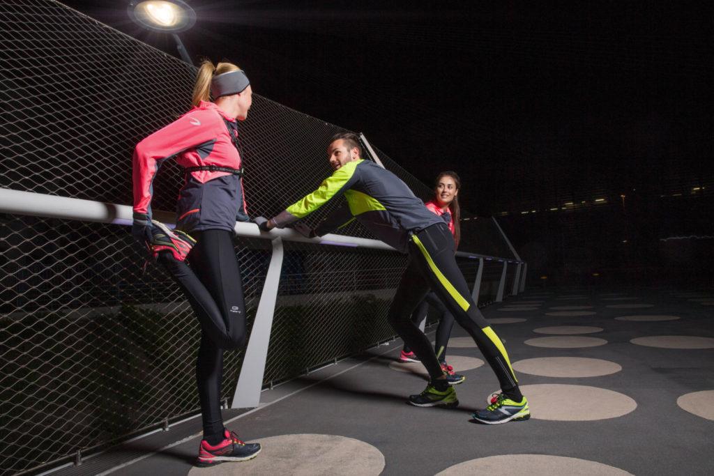 Kinti futás télen: bemelegítés, nyújtás