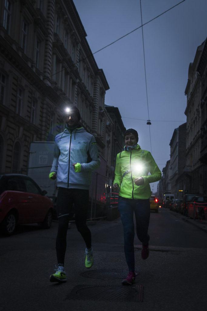 Sötétben futni, Run light 250