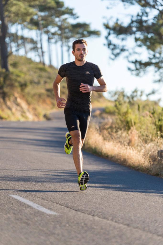 Gyorsabb tempó elérése futásban