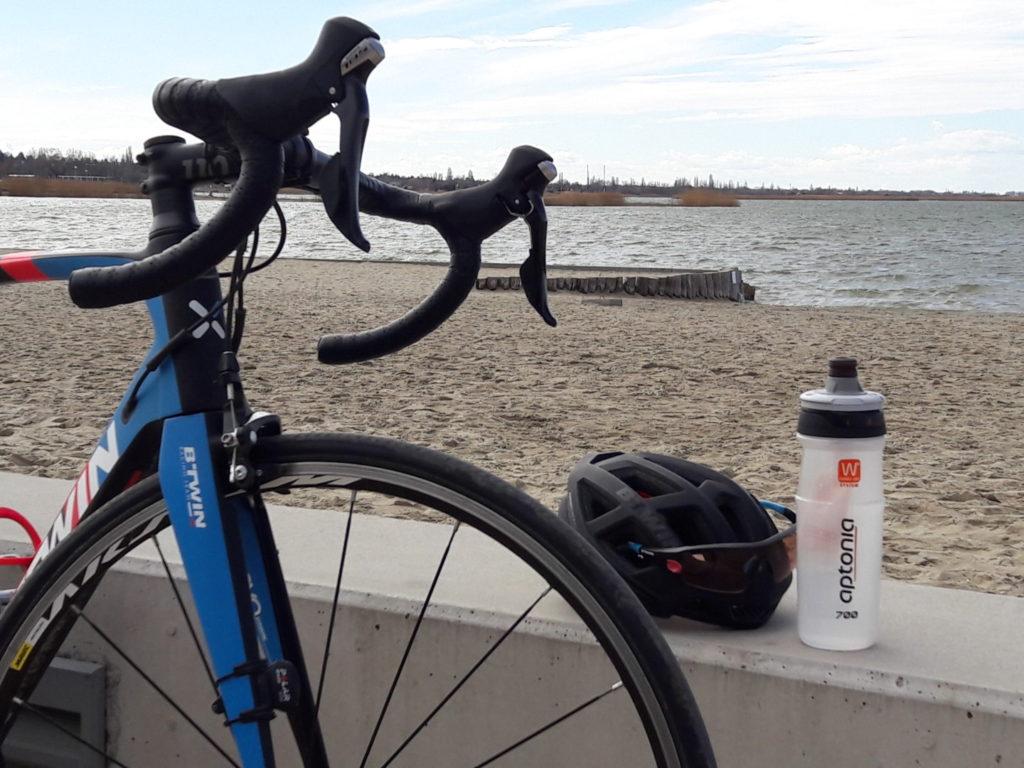 Velencei-tó kör kerékpárral