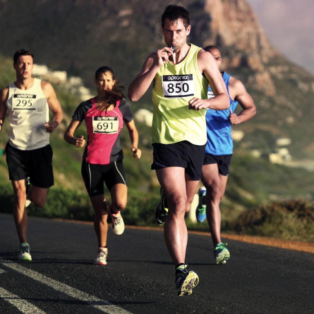 Triatlon - futás