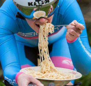 Kerékpáros étrend - szénhidrátraktárak feltöltése
