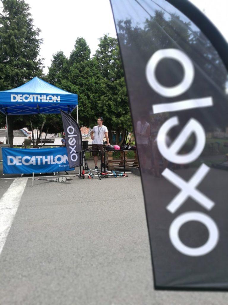 Mini Decathlon kitelepülés a Görzenálban
