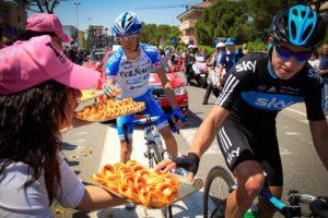 Kerékpáros étrend - MTB maraton
