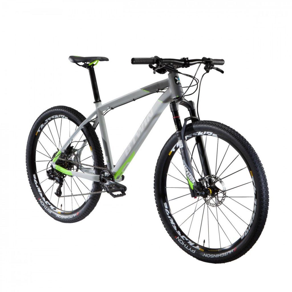 Rockrider 920 kerékpár teszt - Szilvásvárad MTB maraton