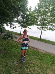 Maratoni táv - Andi Tatán