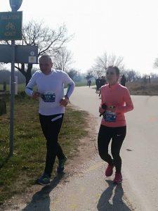 Maratoni táv teljesítése