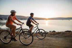Trekking kerékpárok - Riverside család