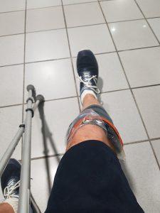 Sérülés utáni futás