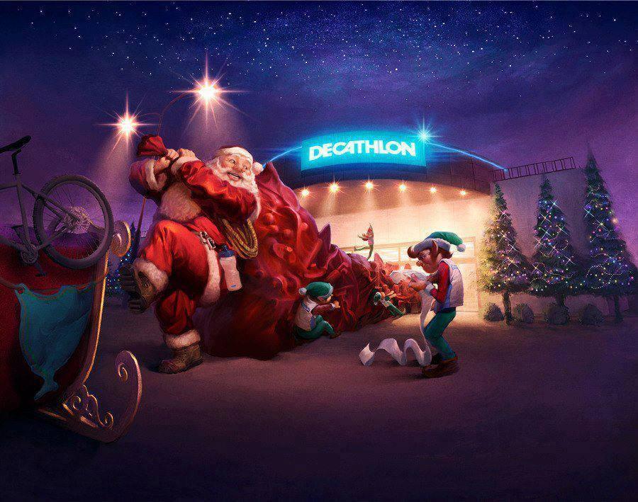 Karácsonyi ajándék - Decathlon