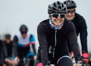Női országúti kerékpározás - B'twin koncepció