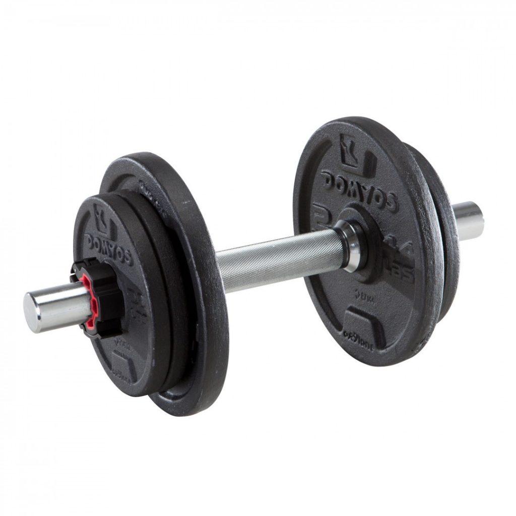 Otthoni edzés - 10 kg-os súlyszett