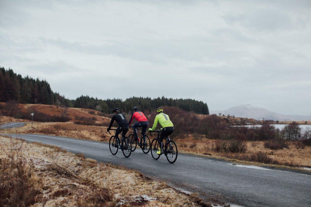 Hidegben, esőben, szélben - Kerékpározás télen