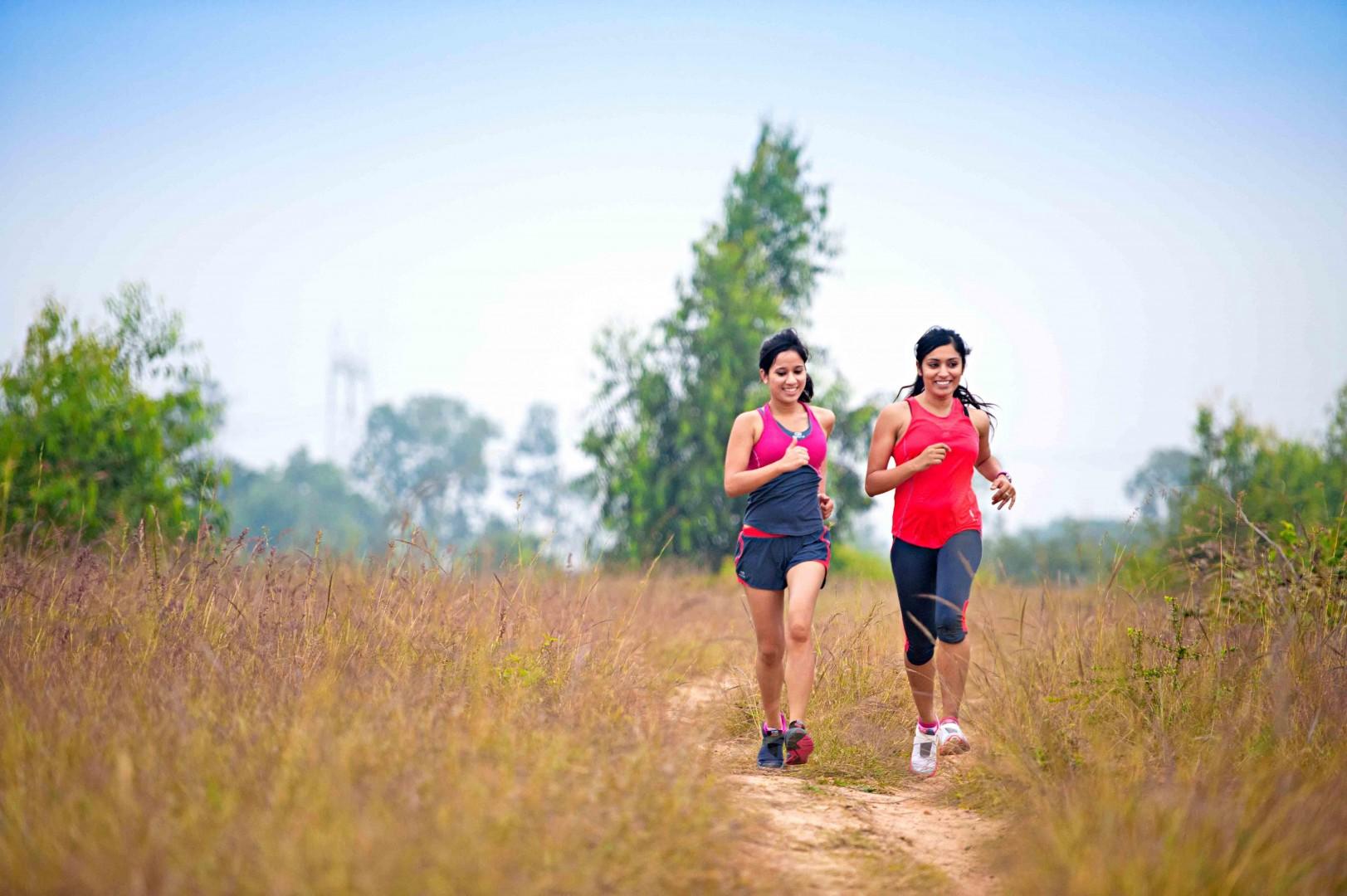 A futással kiválóan lehet fogyni
