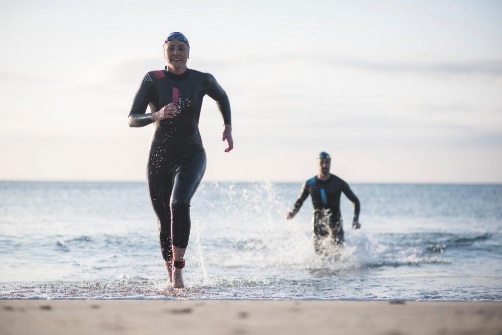 Nyíltvízi sportolás - Soha ne ússz egyedül!