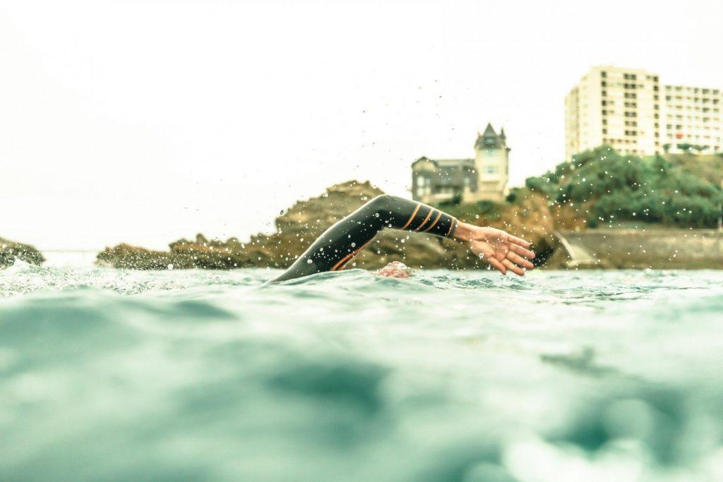 Nyíltvízi sportolás - Úszás, sznorkelezés a nyílt vízben