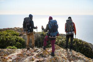 Túrázás és backpacking közötti különbség- hátizsákos utazás során több napra indulunk