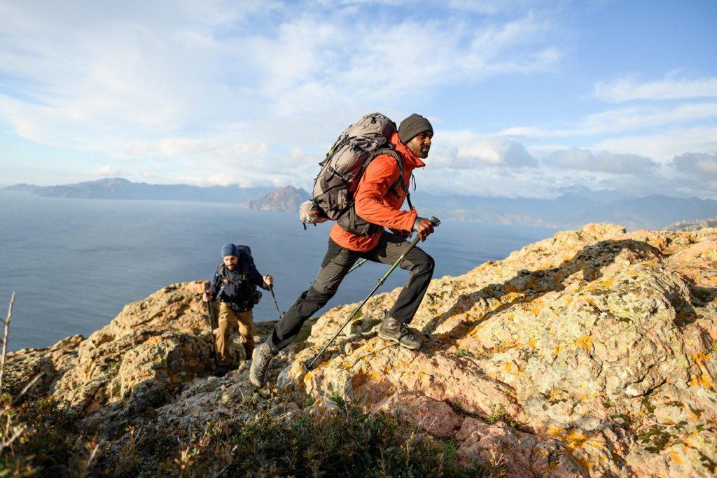 Túrabot és nordic walking bot között van különbség