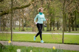 Női, őszi hobbi futó szett