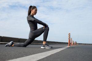 Női szett intenzív futáshoz