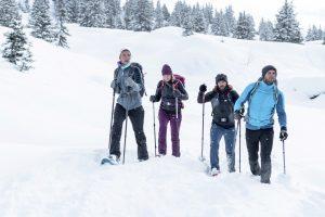 Ha betartunk pár öltözködés tanácsot, akkor még a hó sem lehet akadály a túrázáskor.