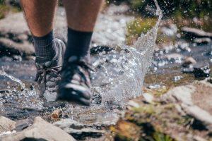 Vízhatlan bakancs túrázáshoz