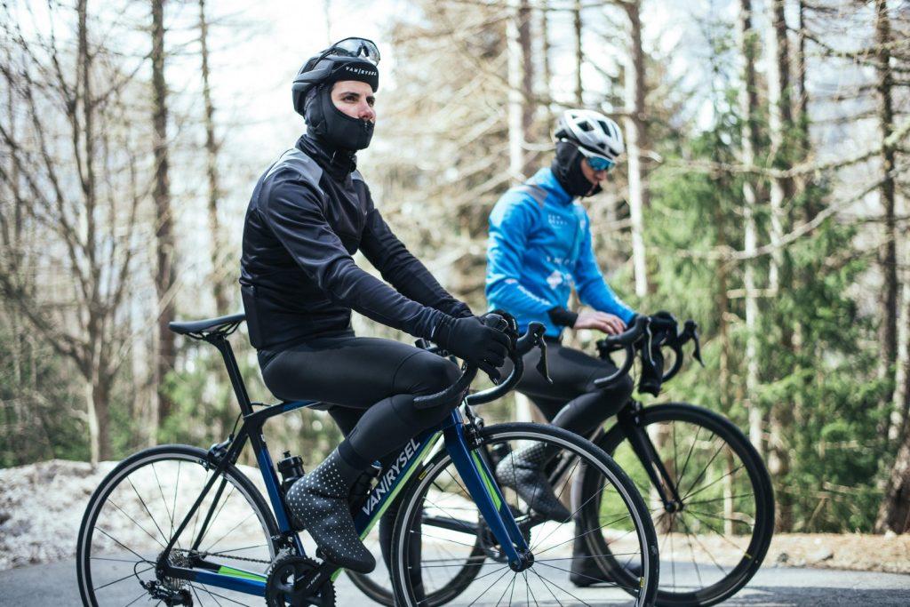Téli kerékpározás - öltözködés
